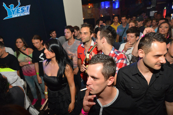 Photos du Yes Club Prague