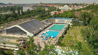 Podol aller la piscine activit s faire prague for Aller a la piscine