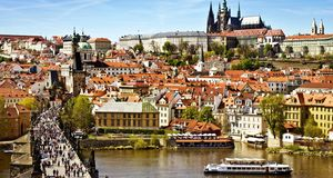 Excursion - les plus beaux sites de Prague