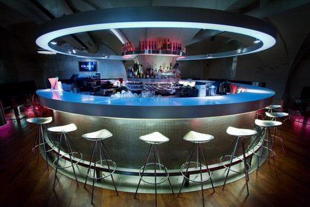 Celnice club, Restaurant Prague