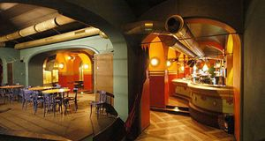 Futurum Music Bar, Musique bar Prague
