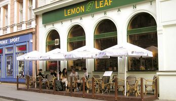 Restaurant Lemon Leaf