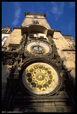 Horloge astronomique de Prague 2