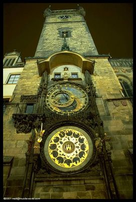 Horloge astronomique de Prague 5