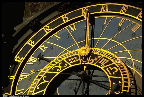 Horloge astronomique de Prague 6