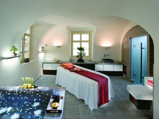 Spa Mandarin Oriental Prague
